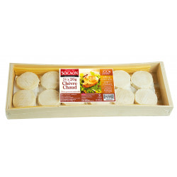 CHEVRE CHAUD PALET AFFINE 20GR X 24 U.CT