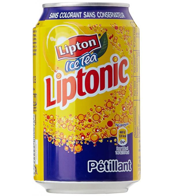 LIPTONIC 33CL X 24 U LE CT