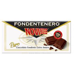 CHOCOLAT NOIRE 72% CACAO TABLETTE 100GR