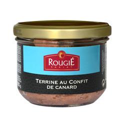 TERRINE AU CONFIT DE CANARD BOCAL 180GR