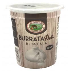 BURRATA LAIT DE BUFFLE ITALIEN  BQ 200GR