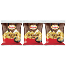 EMMENTAL RAPE FRANCAIS 70GR X 3 U LE LOT