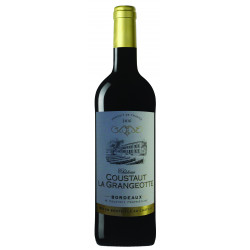 BORDEAUX CHATEAU LA GRANGEOTTE BT 75CL 13? 2016