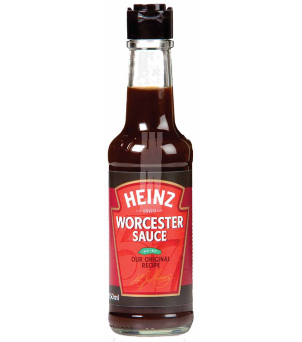 SAUCE ANGLAISE WORCESTERSHIRE BT 150ML