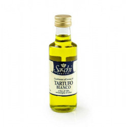 HUILE D OLIVE EXTRA VIERGE AROME TRUFFE BLANCHE ITALIE 100ML