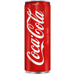 COCA COLA 33CL X 24 U LE CT