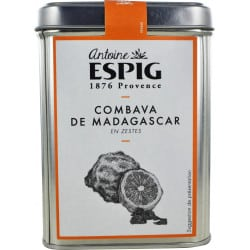 COMBAVA MADAGASCAR EN ZESTES BT 40GR