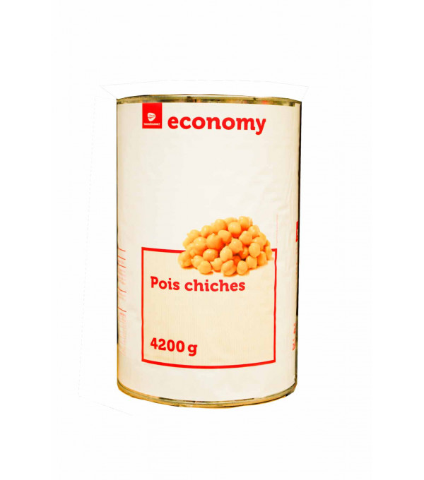 POIS CHICHE BOITE 5/1