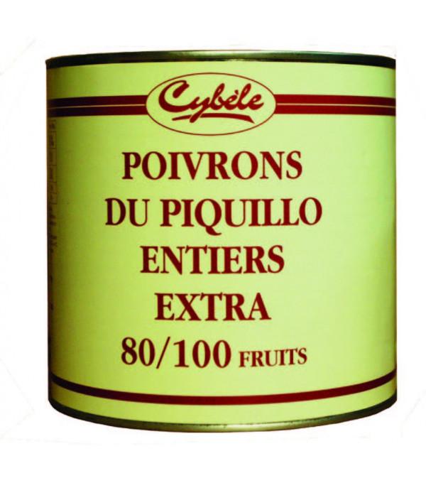 POIVRON DU PIQUILLO ENTIER 80/100 BT 3/1