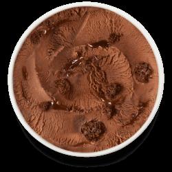 CHOCOLAT FRAPPE LE POT 460ML CHOCOLAT SAUCE CHOCOLAT/MORCEAUX COOKIES
