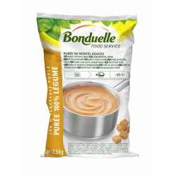 PUREE DE PATATE DOUCE SACHET 2.5KG