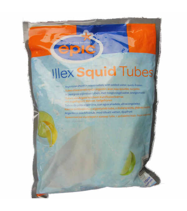 TUBE D ENCORNET ILLEX U10 800GR