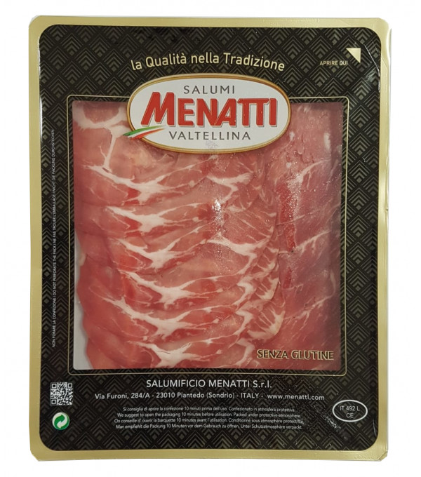 COPPA ITALIE TRANCHEE BQ 100GR