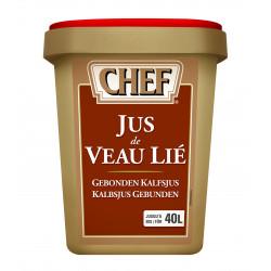 JUS DE VEAU LIE (20/40L) BOITE 1.2KG