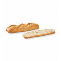 BAGUETTINE SANDWICH NATURE 140GR X 25 U PRECUIT SUR SOLE
