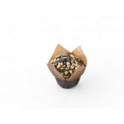 MUFFIN TRIPLE CHOCOLAT 112GR X 36 U CT