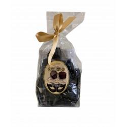 PRALINE AU COEUR DE CHOCOLAT NOIR SACHET 200GR