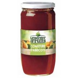 CONFITURE ABRICOT 35% FRUIT BOCAL 1KG