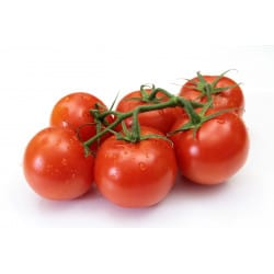 TOMATE RONDE GRAPPE EXTRA FRANCE LE KG CAL.57/67