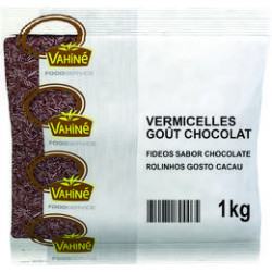 VERMICELLE AU CHOCOLAT BOITE 1KG