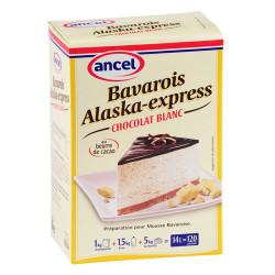 ALASKA CHOCOLAT BLANC BOITE 1KG