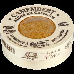 CAMEMBERT AFFINE AU CALVADOS 250GR