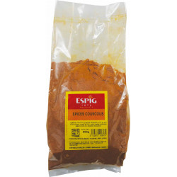 EPICES COUSCOUS MOULU SACHET 500GR